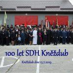 100 let SDH Kněždub