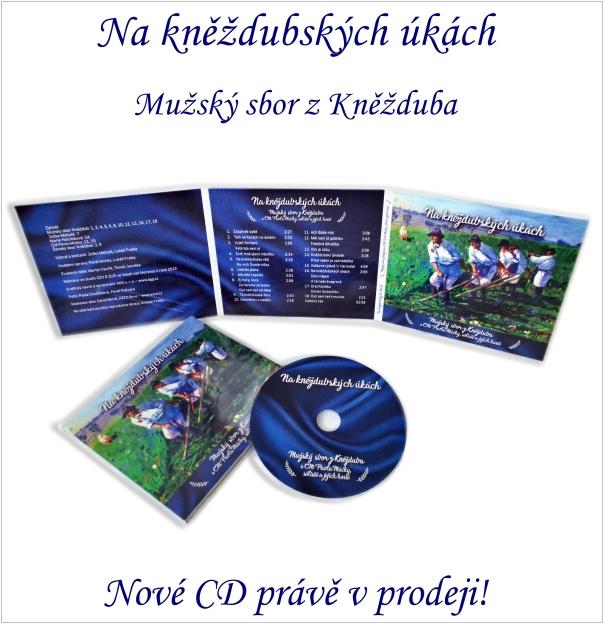 Na kněždubských úkách - Nové CD v prodeji!